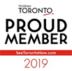 Proud Member of Tourism Toronto